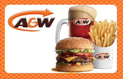 A&W coupon Coupons & Promo Codes