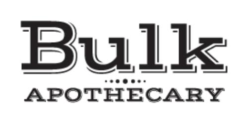 Bulk Apothecary Coupons & Promo Codes