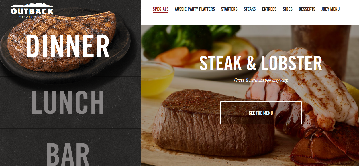 OUTBACK STEAKHOUSE Coupons 02