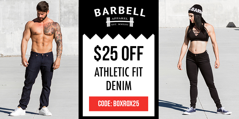 Barbell Coupons 02