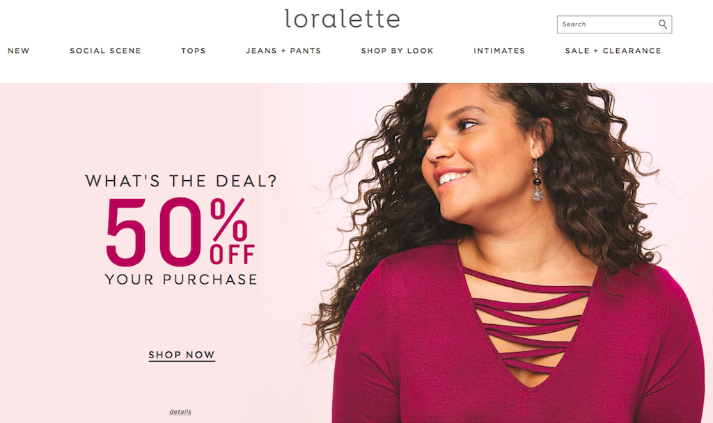 Loralette Coupons
