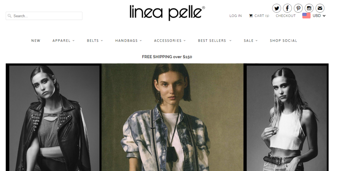Linea Pelle Coupons