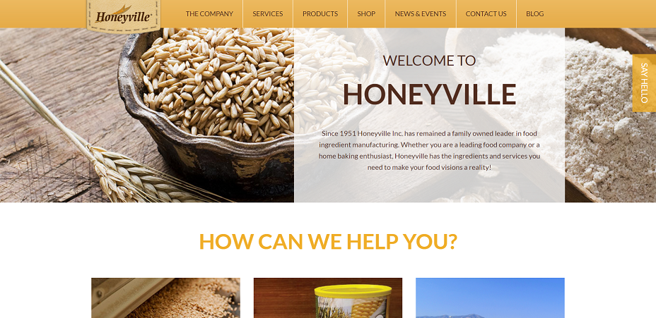 Honeyville Coupons