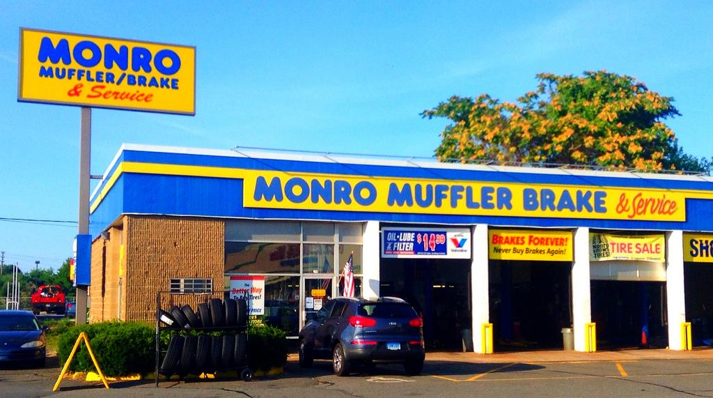 Monro Muffler Brake Coupons
