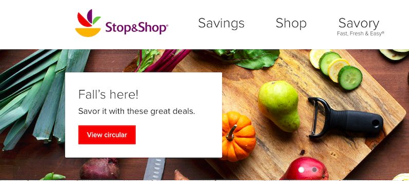 Stop & Shop Coupons