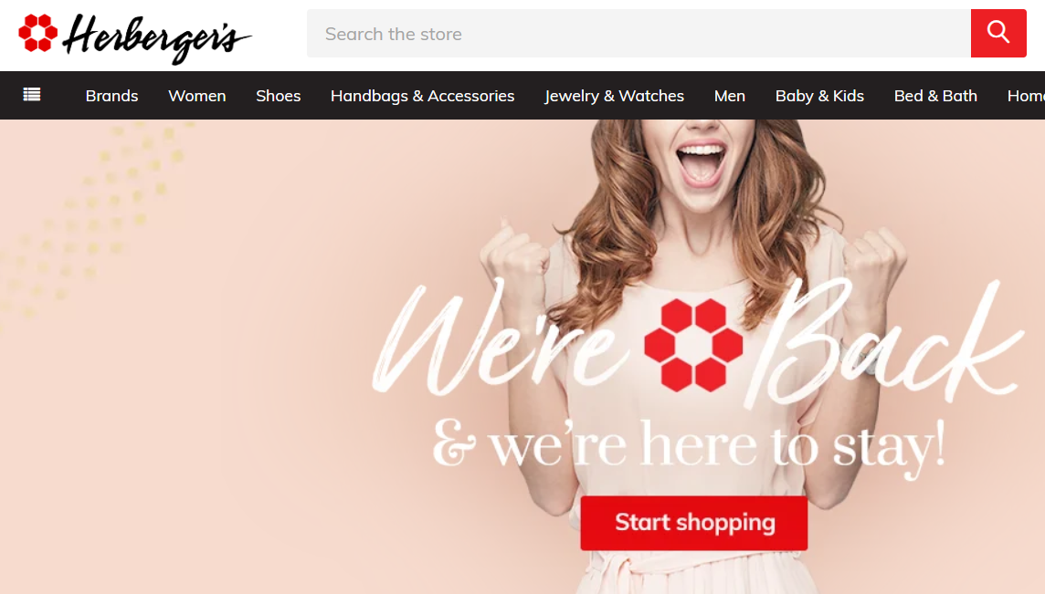 Herberger's Coupons